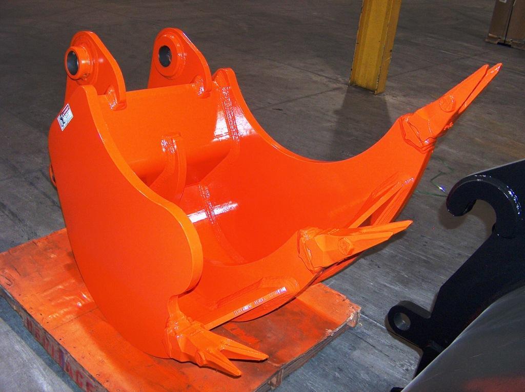 Multi-Ripper Bucket from Leading Edge Attachments, Inc.: design ...